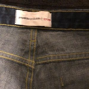 Paper Denim & Cloth size 31 Blue Denim!